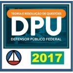 DPU - Defensor Público da União - Defensoria 2017