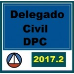 Delegado Civil - DPC Policia Civil 2017.2