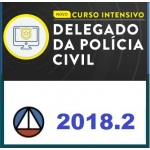 Delegado Civil INTENSIVO 2018.2