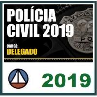 Delegado Civil 2019 Polícia Civil (CERS 2019)