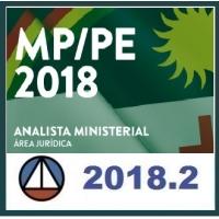 MP PE Analista Ministerial - PÓS EDITAL CERS 2018.2 (Ministério Público de Pernambuco)