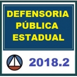 Defensoria Pública - CERS 2018.2