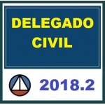 Delegado Civil EXTENSIVO CERS 2018.2