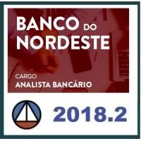 Banco do Nordeste - Analista Bancário CERS 2018.2