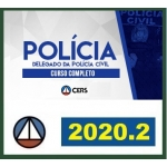 Delegado Civil (CERS 2020.2) Policia Civil