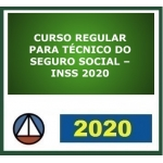 Regular para Técnico do Seguro Social INSS (CERS 2020)