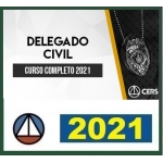 Delegado Civil (CERS 2021) Delta Policia Civil