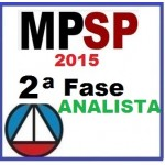 2ª Fase MP SP Analista Promotoria 2015