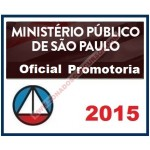 MP SP - Oficial de Promotoria I - 2015