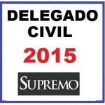 Delegado Civil 2015 - SUPREMO