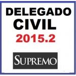 Delegado Civil 2015.2 SUPREMO -