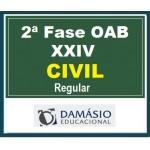 2ª Fase OAB XXIV - Direito Civil D. (Exame da Ordem dos Advogados)
