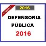 Defensoria Pública Estadual (DPE) 2016...