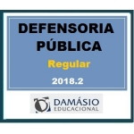 Defensoria Pública Estadual - Regular - Damásio 2018.2