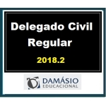 Delegado Civil - Regular - Damásio 2018.2