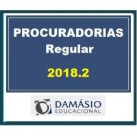 Procuradorias - Regular - Damásio 2018.2
