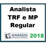 Analista dos Tribunais TRF e MP (D. 2018)