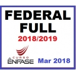 Federal Full 2018 - 2019 (Mar 2018) (Advogado da União, Procurador Federal, DPF, Delegado Federal)