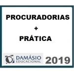 Procuradoria Estadual + Peças Práticas (DAMÁSIO 2019) (Procuradorias Estaduais)