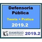 Defensoria Pública Estadual  - Teoria + Prática (DAMÁSIO 2019.2)