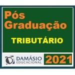 PÓS GRADUAÇÃO (DAMÁSIO 2021) - Direito Tributário