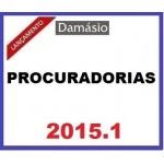 PROCURADORIAS 2015.1 TELEPRESENCIAL -