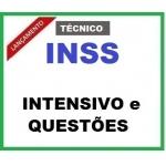 INSS Técnico 2016 - Intensivo e Resolução de Questões