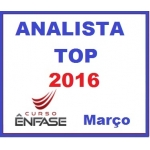 Analista TOP 2016 (TRF, TRE, TRT, MPU)