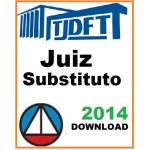 JUIZ SUBSTITUTO TJDFT -   (Tribunal Justiça Distrito Federal e Territórios)