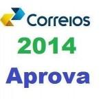 Correios - Atendente Comercial 2014