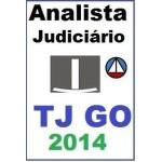 TJ GO - Tribunal de Justiça de Goiás - Analista Judiciário