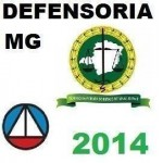 Defensor Público Minas Gerais DP MG 2014