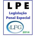 LPE - Legislação Penal Especial -  2014