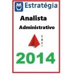 TRT 3ª Região - MG - Analista Administrativo