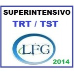 SUPERINTENSIVO TRT/TST - 2014 -