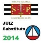 Juiz Substituto TJ SP 2014