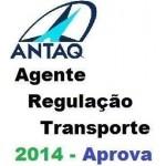 ANTAQ - Técnico em Regulação de Serviços de Transportes Aquaviários- 2014