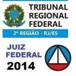 TRF2 - Juiz Federal - Questões - 2014