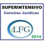 SUPERINTENSIVO Carreiras Jurídicas  2014