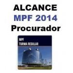 MPF 2014 - Ministério Público Federal - Procurador da República