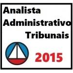 Analista Administrativo dos Tribunais -  2015