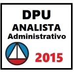 DPU - Analista Administativo 2015