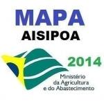 Mapa Aisipoa Agente De Inspecao - 2014 Novo Pos Edital