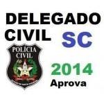 Delegado Civil SC - Aprova