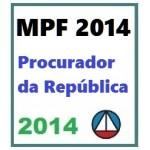 MPF - PROCURADOR DA REPÚBLICA - 2015