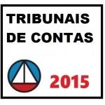TRIBUNAIS DE CONTAS DA UNIÃO TCU 2015