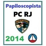 PC RJ - Papiloscopista 2014 -