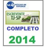 TJ SP Escrevente - NEAF 2014