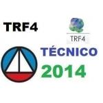 TRF 4 - Técnico Judiciário Administrativo