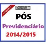 PÓS GRADUAÇÃO - Direito Previdenciário 2014/2015 -